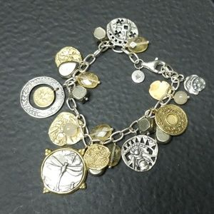 Silpada Perfect Composition Bracelet